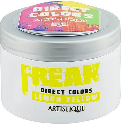 Freak Direct Lemon Yellow 135ml
